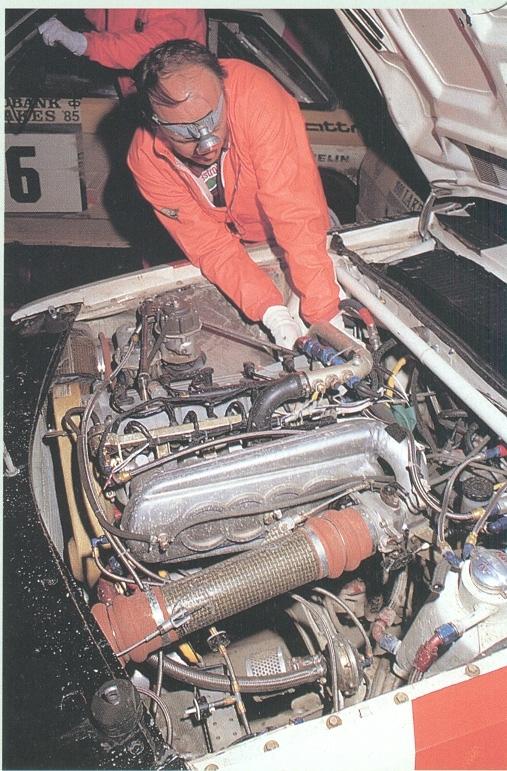 Quattro motor 20v