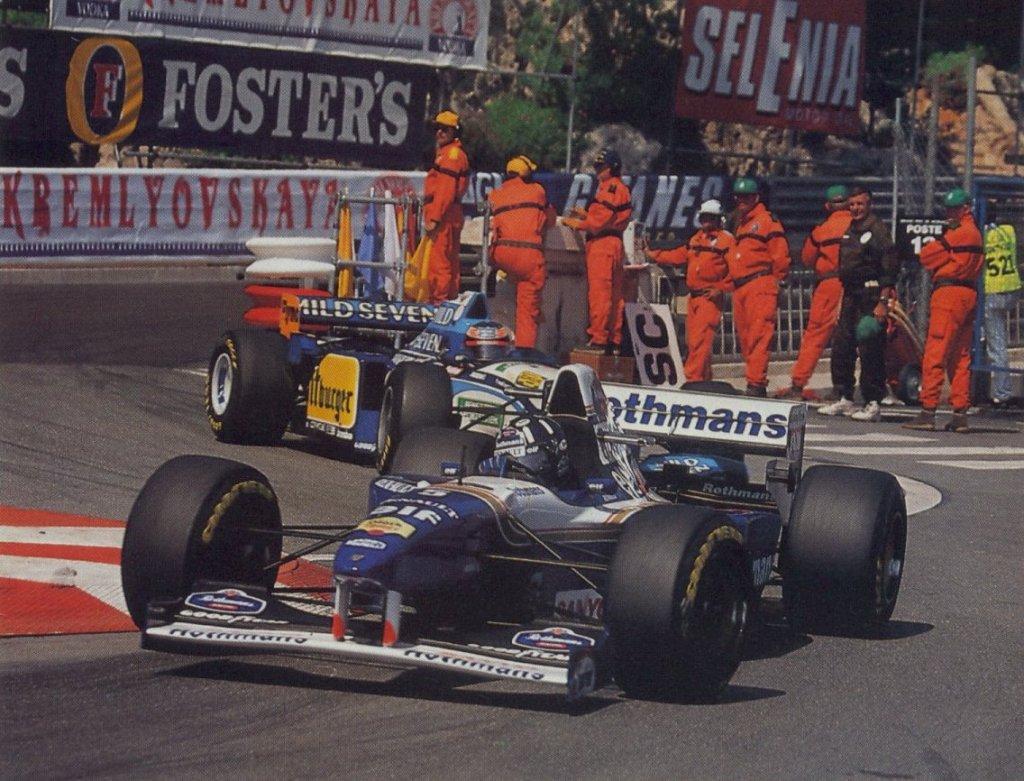 Monaco 1995