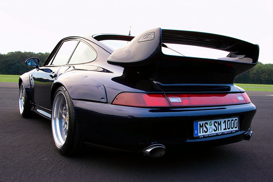 Porsche 911 Gt2 Interior. Porsche 911 GT2: del circuito