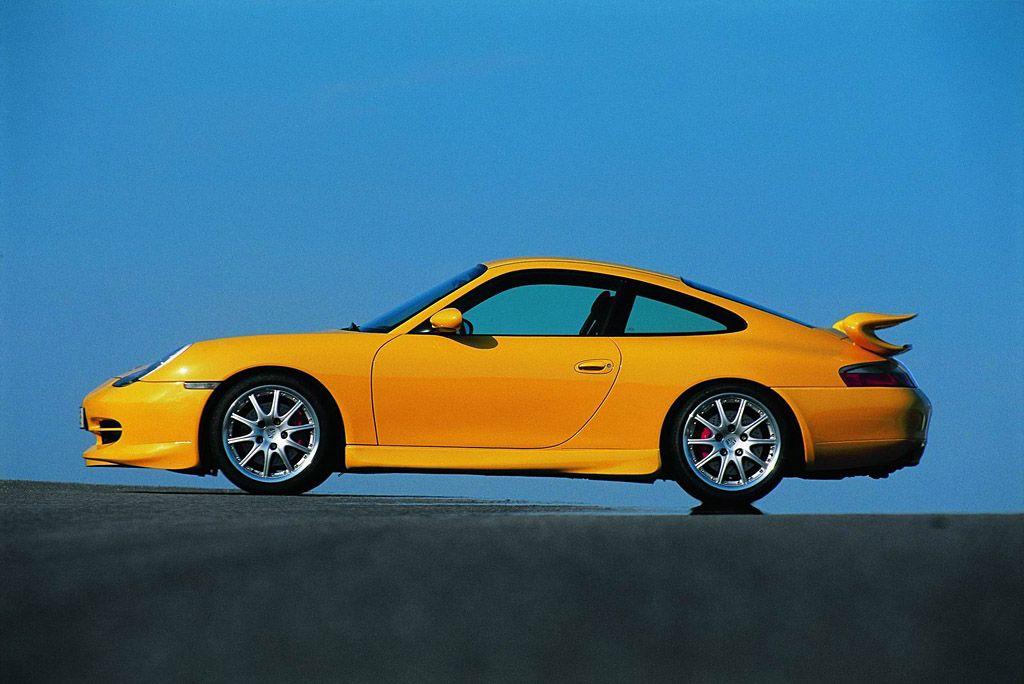 996 GT3 Mk I