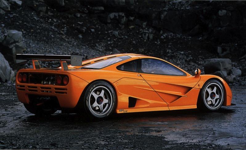 Mc Laren F1 LM