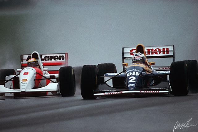 Senna-Prost_1993_Donington_01_PHC