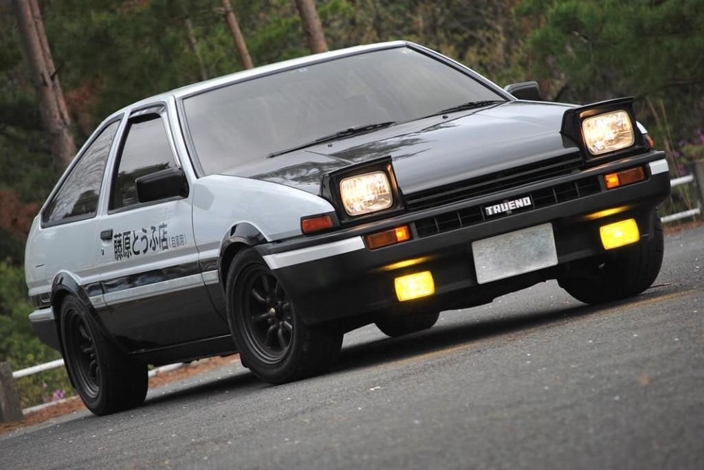Toyota Corolla (AE86), Japón sabe hacer coches con alma ...