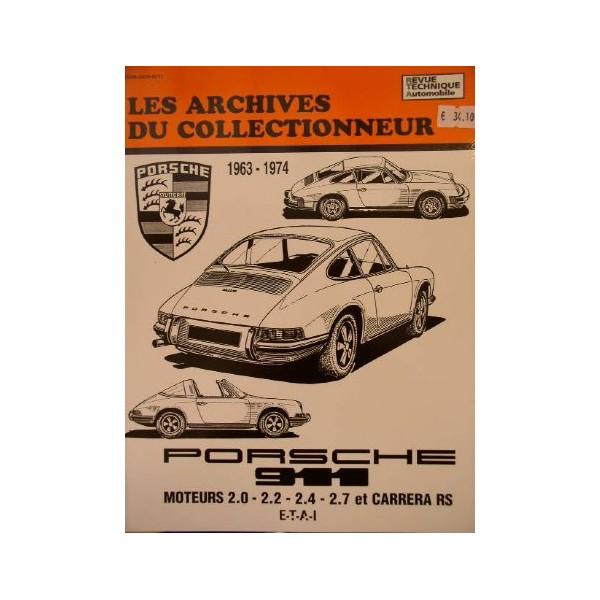 porsche-911-1963-1974-revue-technique