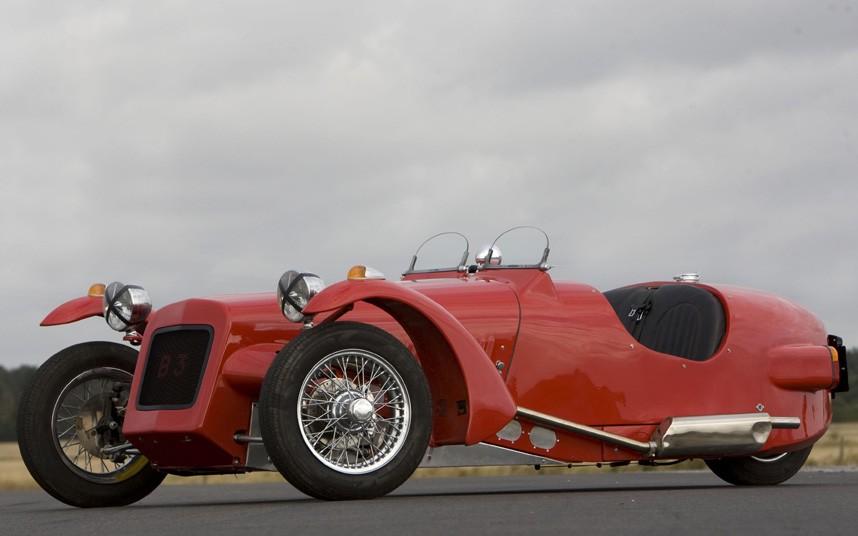 3-wheeler-Buckland