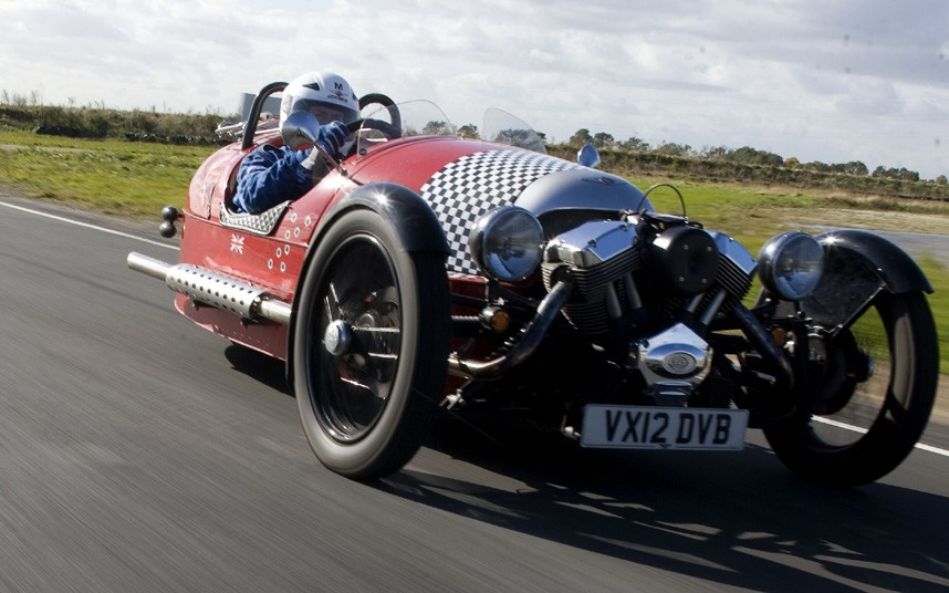 3-wheeler-Morgan