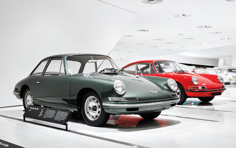 1964-Porsche-901-Prototype