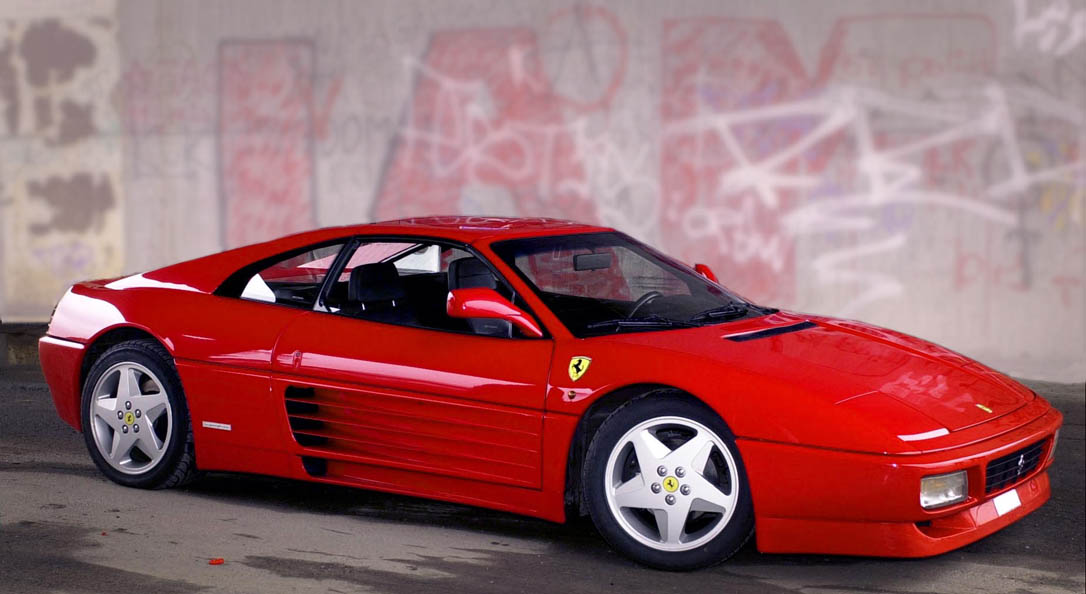 Ferrari 348 El Ferrari Inacabado 8000vueltas Com