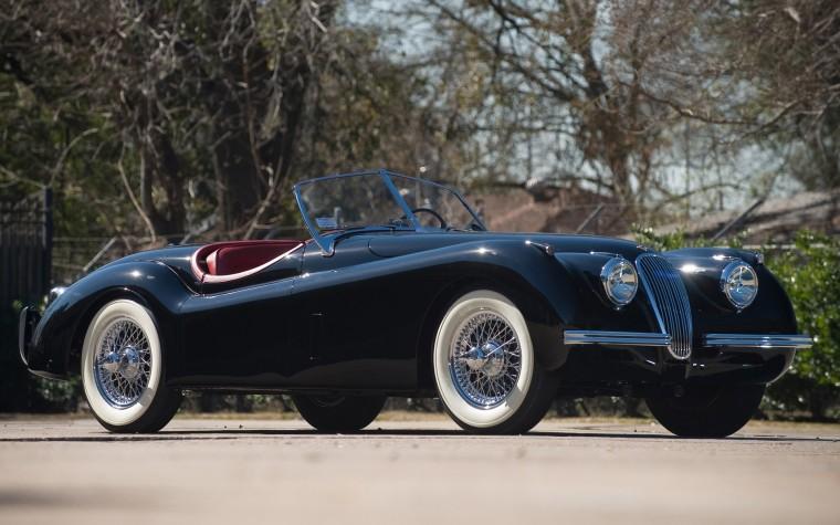 Jaguar XK120 Roadster 1949-54