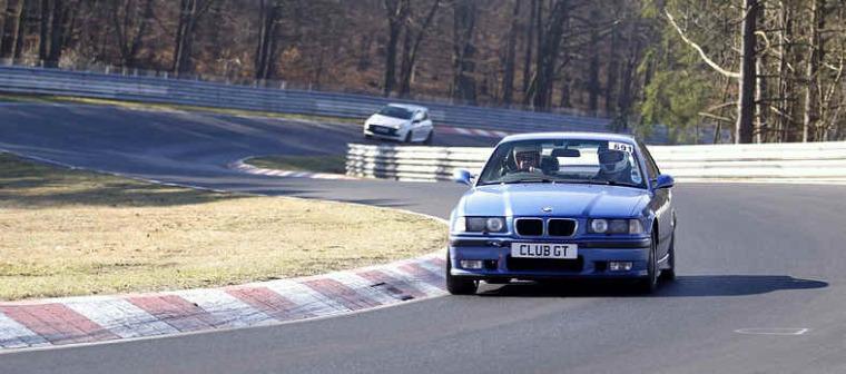BMW M3 hohe Acht