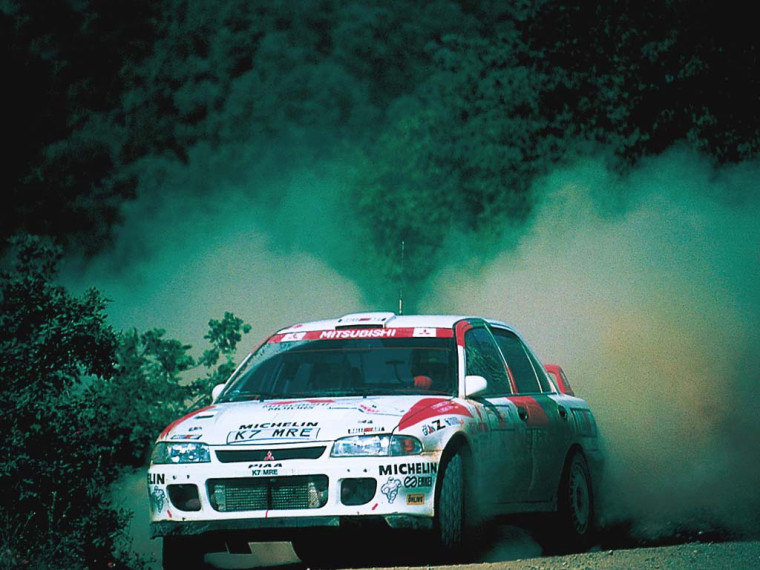 Mitsubishi Lancer Evo 2