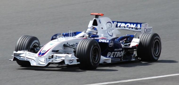BMW Sauber F1.07 (8-7-2007, Silberstone, GP de Gran Bretaña, Nick Heidfeld)