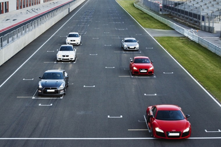 8000vueltas trackday @ Circuito Internacional de Navarra (Los Arcos). 09-06-2012.