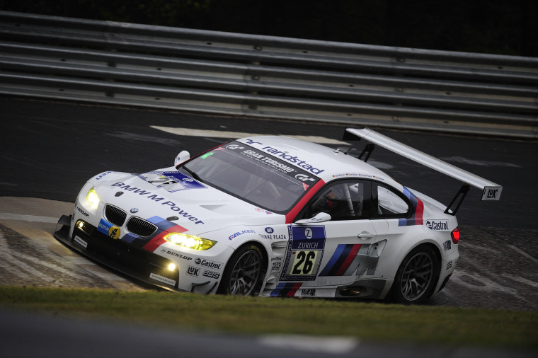 BMW M3 (E92) GT2 (13-05-2015, Nürburgring, 24 horas de Nürburgring, Dirk Adorf).