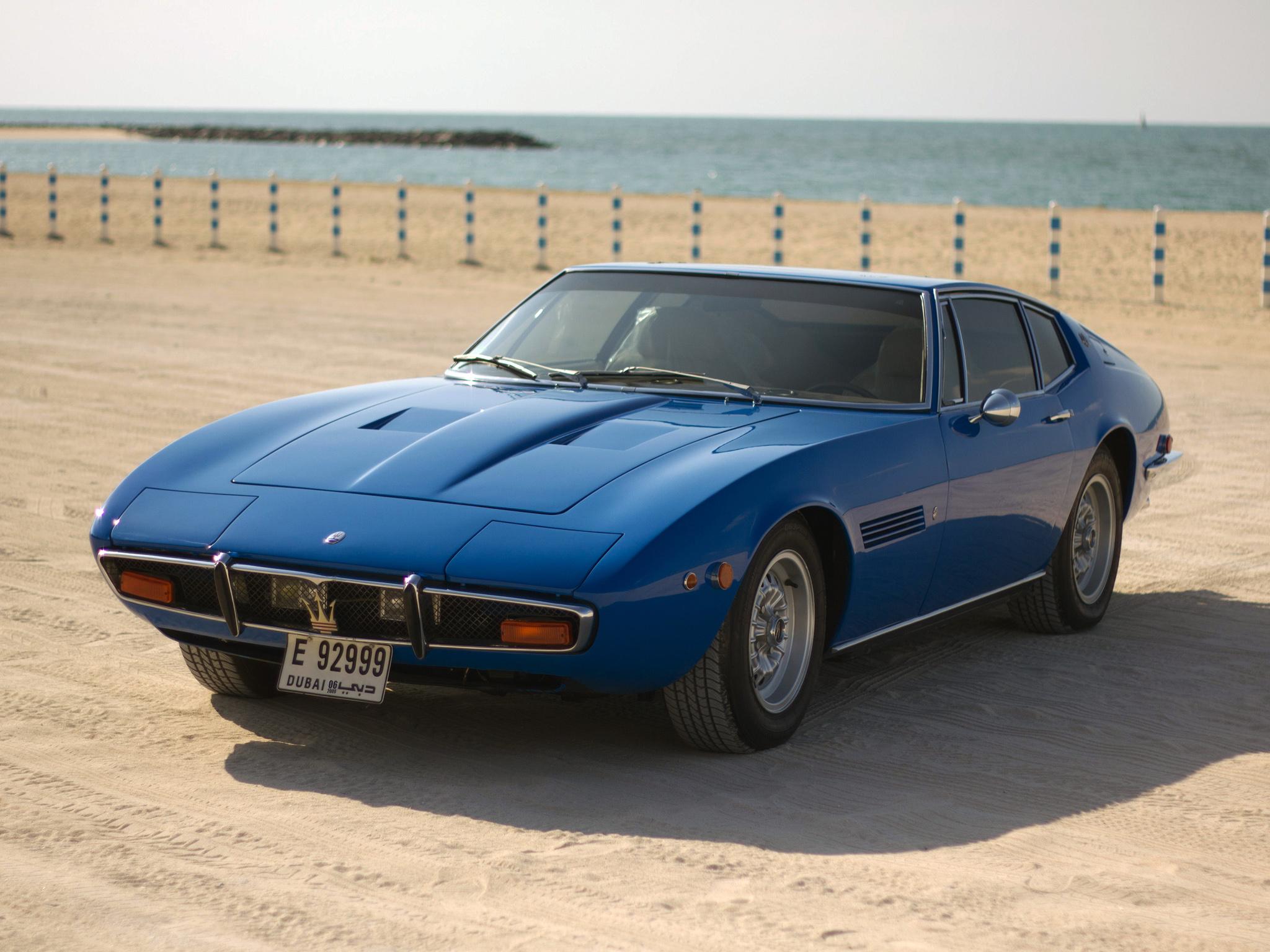 Maserati-Ghibli-1966-года