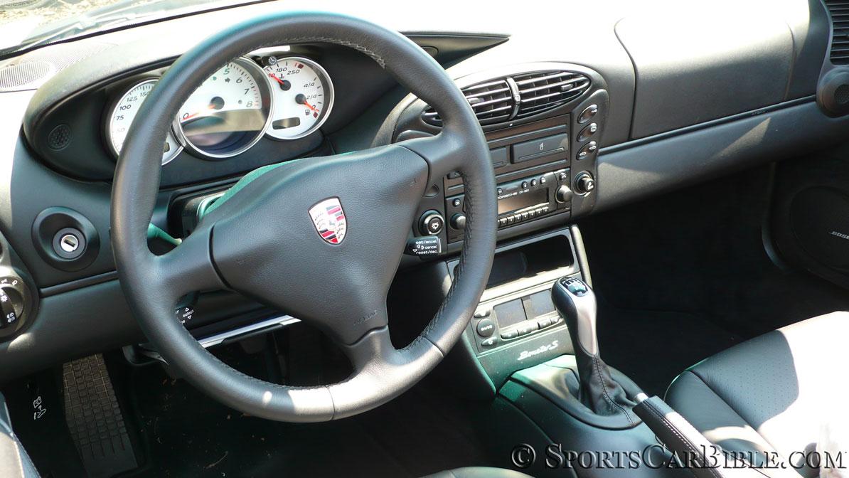 Porsche Boxster S, 986