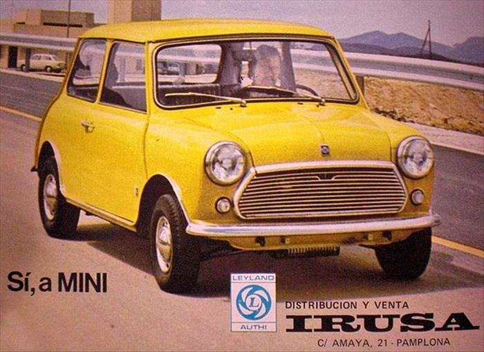 Mini Cooper Authi 1973 1975 8000vueltascom